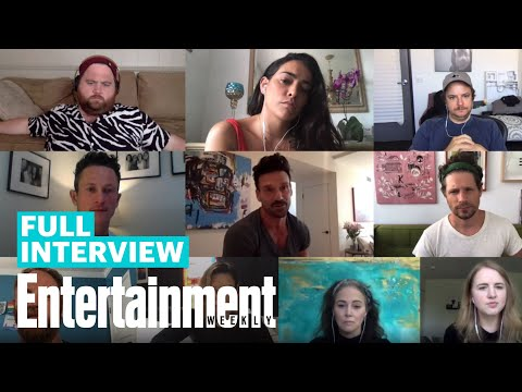 'Kingdom' Roundtable: Frank Grillo, Kiele Sanchez, Jonathan Tucker, & More| Entertainment Weekly