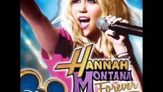 Hannah Montana Forever OST - Wherever I Go (Solo Version)