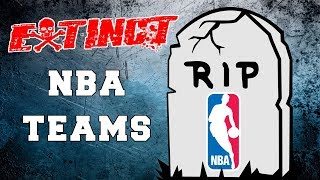 All NBA Teams That Don't Exist Anymore