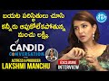 Actress & Producer Lakshmi Manchu Exclusive Interview | A Candid Conversation with Swapna