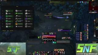 World of Warcraft: Legion - Affliction Warlock Weak Auras