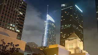 The intercontinental hotel Los Angeles