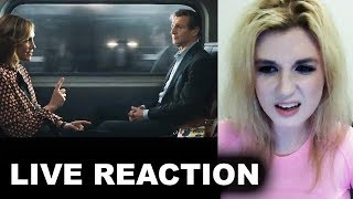 The Commuter Trailer REACTION