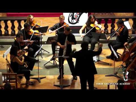 Buenos Aires y Retorno - Teror Saxophone Academy 2015