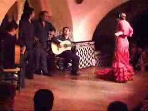 Flamenco Dancing in Barcelona Spain