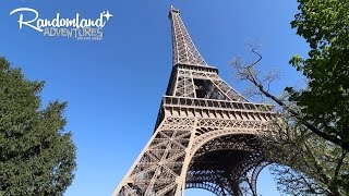 Inside the Eiffel Tower, Napoleon's Tomb, & The Mona Lisa!