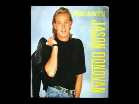 jason donovan - nothing can divide us (DJ K radio mix) - HQ remastered track