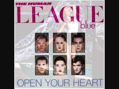Resultado de imagem para human league - open your heart