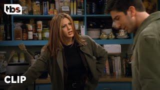Friends: Ross Cheats on Rachel (Season 3 Clip) | TBS