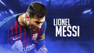 Lionel Messi - Goal Show 2018/19 - Best Goals for Barcelona