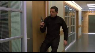 johnny english wrong building funny scene