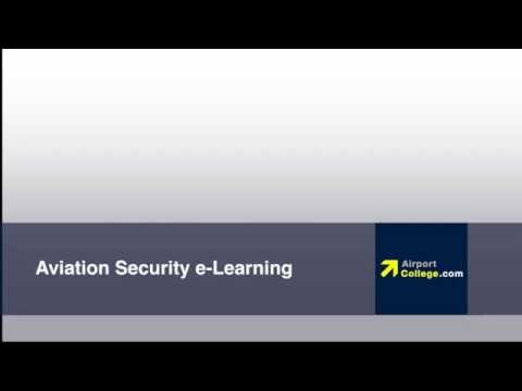 Aviation Security e-Learning