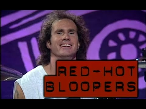 Chad Smith - Red-Hot Bloopers!