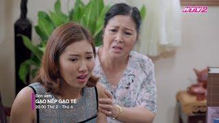 (Review clip) GẠO NẾP GẠO TẺ - Tập 6  Thúy Ngân sốc nặng vì chồng phá sản