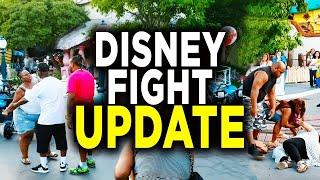 Fight At Disneyland Toontown 7/6/19 Disney Brawl News Update