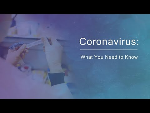 Coronavirus: What You Need to Know - April 28th 2020