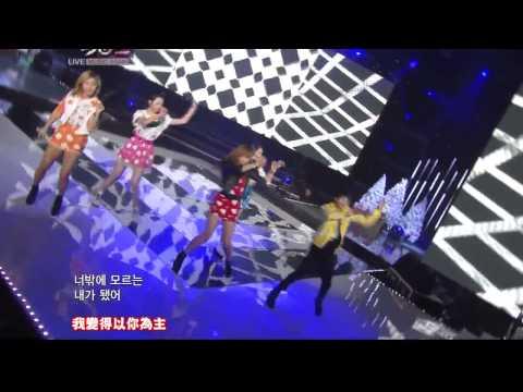 [LIVE 繁中字] 111223 f(x) - Hot Summer +  Pinocchio (Danger) @ 年終結算