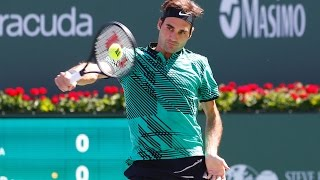 Watch Hot Shot: Federer On Display