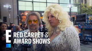 Savannah Guthrie & Matt Lauer on Kenny & Dolly Costume | E! Live from the Red Carpet