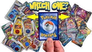 STOP...BUY THESE POKEMON CARD PACKS...YOU WILL BE SURPRISED! (Opening So Many Ultra Rares)