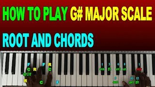 CHORDS/HOW TO PLAY KEYBOARD IN TAMIL / MUSIC CLASS IN TAMIL
