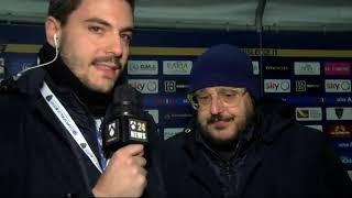 6 gennaio 2020   Lecce - Udinese 0-1   intervista Marino post partita