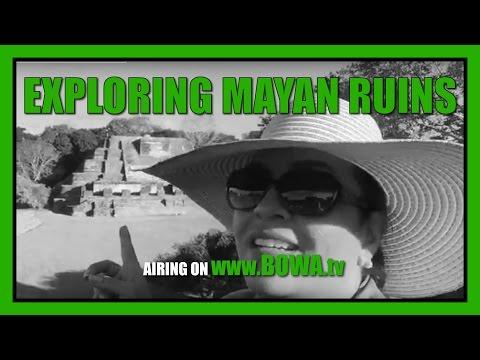 EXPLORING MAYAN RUINS (Season 4, Episode 3)