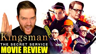 Kingsman  : The Secret Service – Movie Review