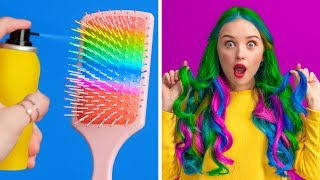 COOL GIRLY AND BEAUTY HACKS    Smart DIY Beauty Hacks For Girls