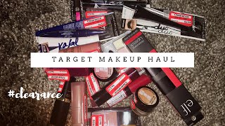 Target Clearance Makeup Haul (Mini)
