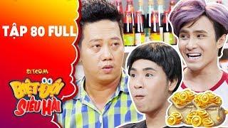 """Biệt đội siêu hài   tập 80 full: Lê Nam xanh mặt với hội """"đào mỏ"""" của Huỳnh Lập và Minh Ngọc"""