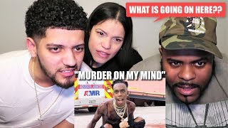 MOM & MOM'S BF REACT TO YNW MELLY