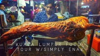 Kuala Lumpurs BEST Food Tour Experience: Simply Enak Hidden KL Street Food, Art & Cocktails