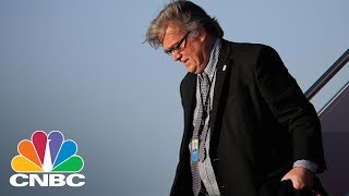 President Donald Trump Responds To Steve Bannon: 'He Not Only Lost His Job, He Lost His Mind' | CNBC