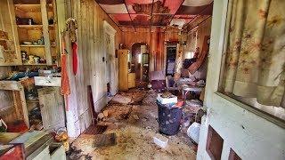 Abandoned Farmhouse *EVERYTHING LEFT BEHIND*
