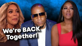 Wendy Williams & Kevin Fight Her Brother at Mom's Funeral + Kenya Moore Broke!