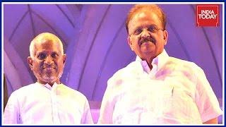 Ilayaraja Sends Legal Notice To S.P Balasubramaniam Over C..