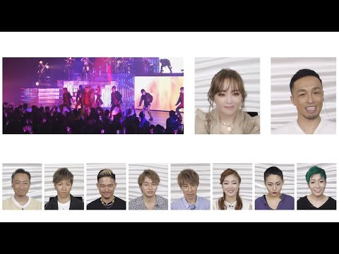 ayu副音声付きフル尺ライヴ動画「ayumi hamasaki COUNTDOWN LIVE 2018-2019 A -TROUBLE-」ダイジェスト