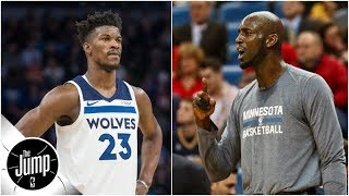 Kevin Garnett calls Jimmy Butler drama 's---storm,' says practice should stay private   The Jump