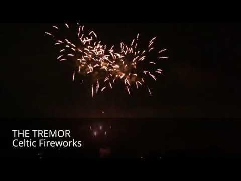 The Tremor - 40 shot firework