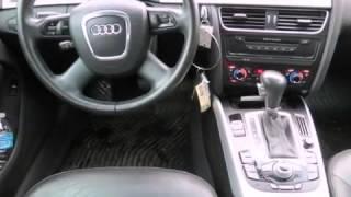 2009 Audi A4 2.0T Premium (Multitronic)