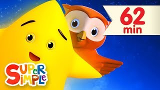 Twinkle Twinkle Little Star & More | Kids Songs | Super Simple Songs - YouTube