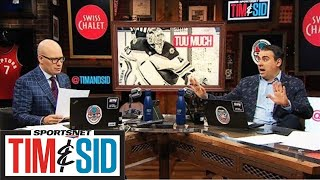 Bruins Sweep Could Be Worst Thing That Happens to Them | Tim and Sid