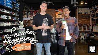 KOMPLEK: Malaysian Sneaker Shopping