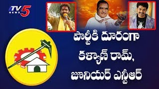 Tollywood Celebrities Being Away from Politics..Why?