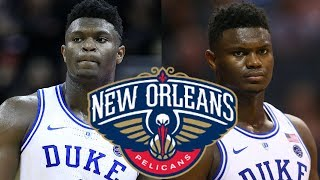 Zion Williamson Gives The Pelicans A 2nd Chance