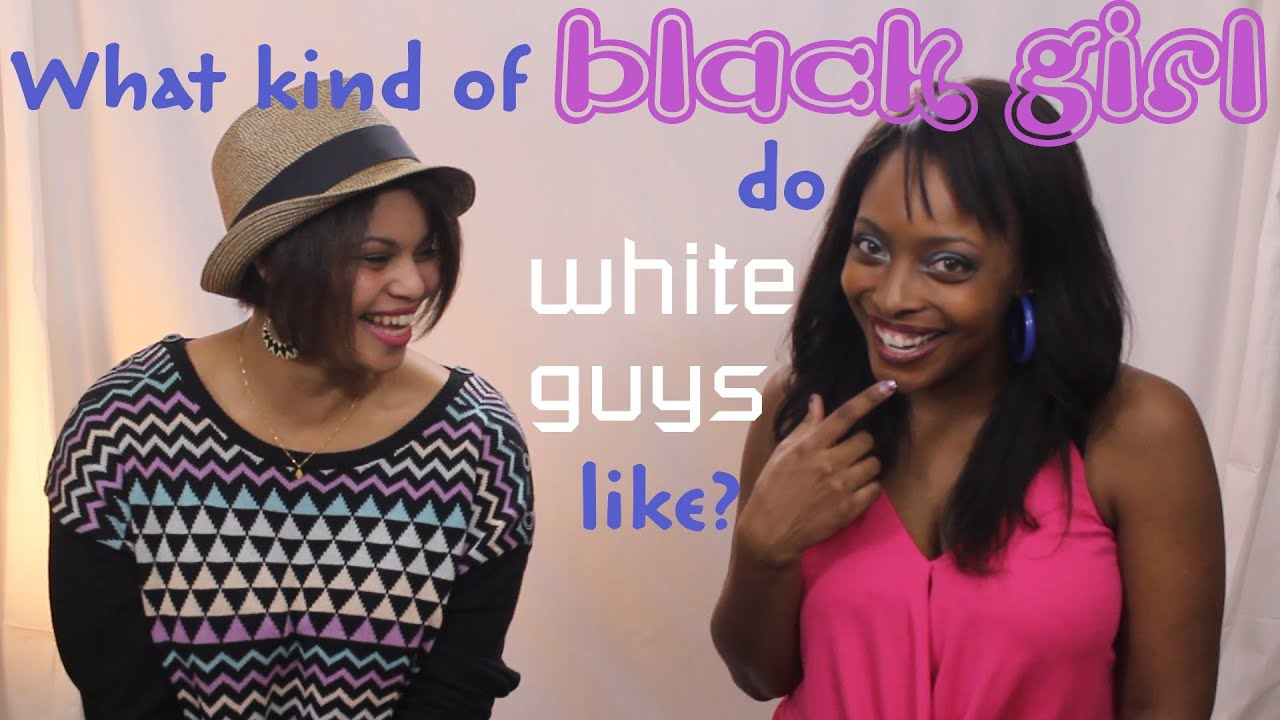 Black women who want white men
