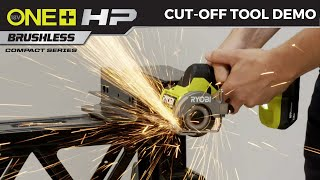 Video: 18V ONE+ HP Compact Brushless Cut-Off Tool
