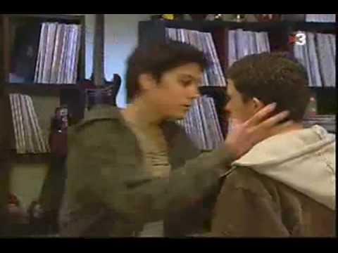 sexo gay besos en la boca