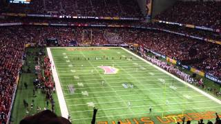 2012 Valero Alamo Bowl San Antonio Texas December 29th 2012 [HD]